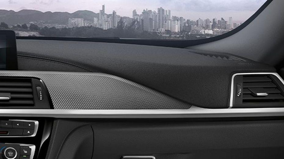 BMW 4 Series Coupe (2019) Interior 008