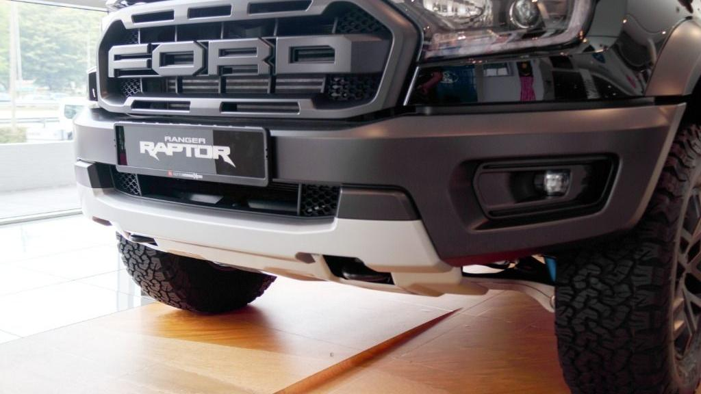 2019 Ford Ranger Raptor 2.0L 4X4 High Rdier Exterior 006
