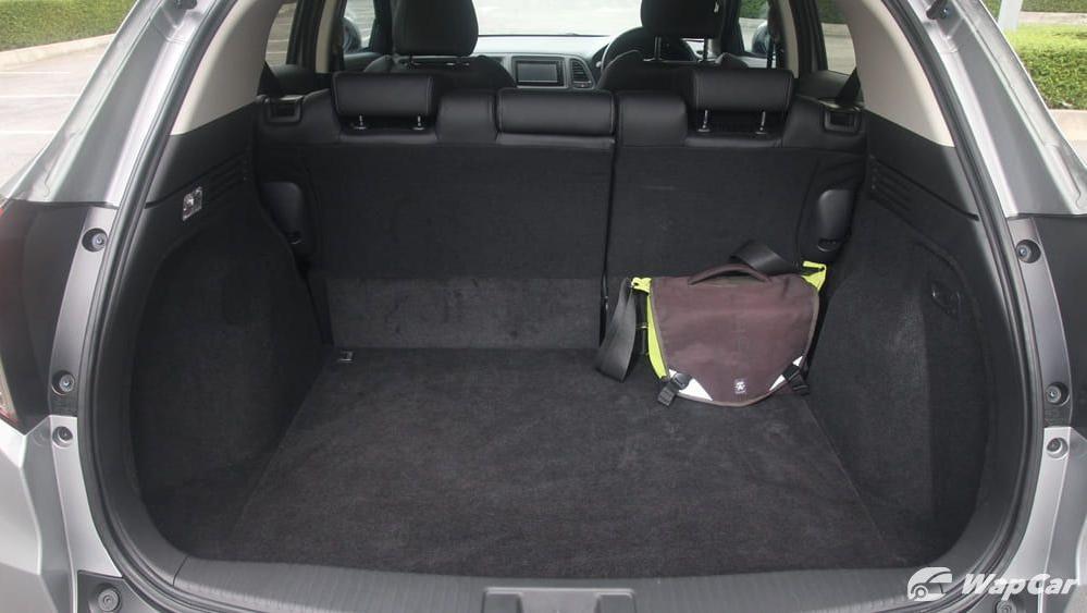 2019 Honda HR-V 1.5 Hybrid Interior 086
