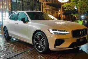 All-new American made 2019 Volvo S60 adds Swedish flavour into a German game