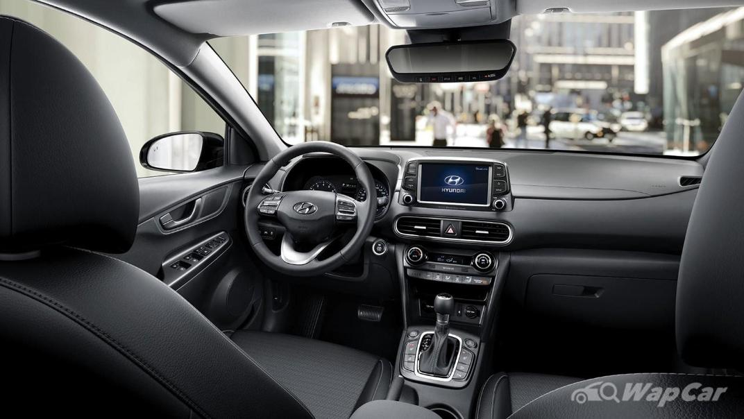 2020 Hyundai Kona Interior 002