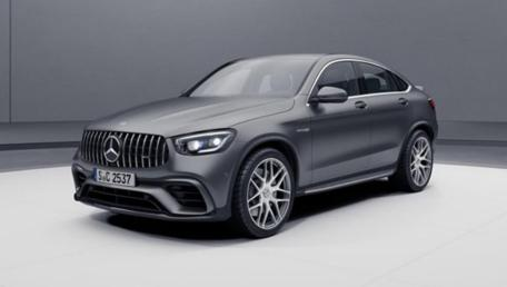 2018 Mercedes-Benz AMG GLC 300 Coupe AMG Line Price, Specs, Reviews, Gallery In Malaysia | WapCar