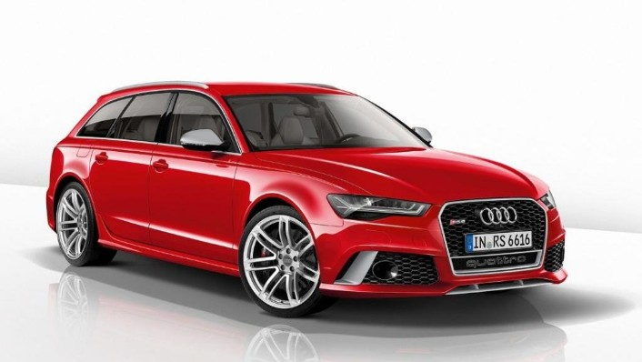 2020 Audi RS6 Avant Exterior 006