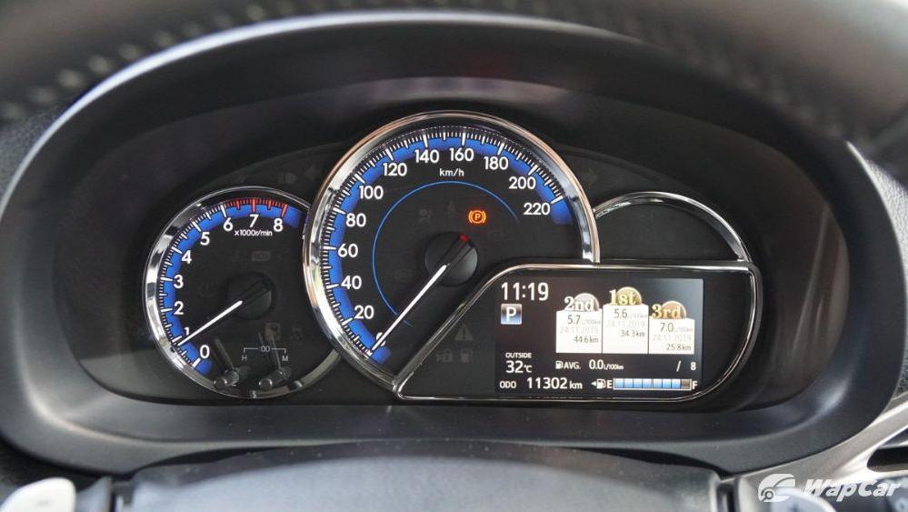 2019 Toyota Vios 1.5G Interior 077