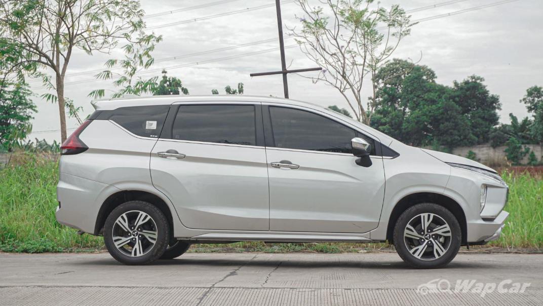 2020 Mitsubishi Xpander Upcoming Version Exterior 004