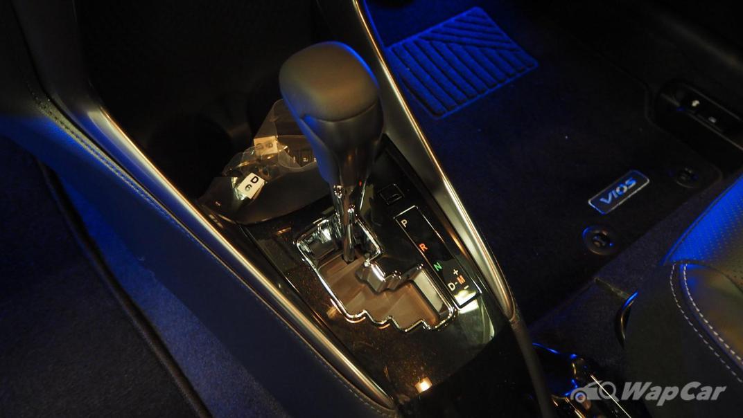 2021 Toyota Vios 1.5G Interior 007
