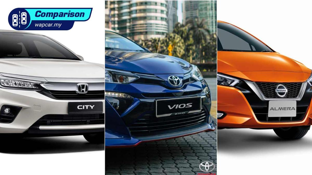 All-new 2020 Honda City: How does it compare against the Vios and Almera? 01