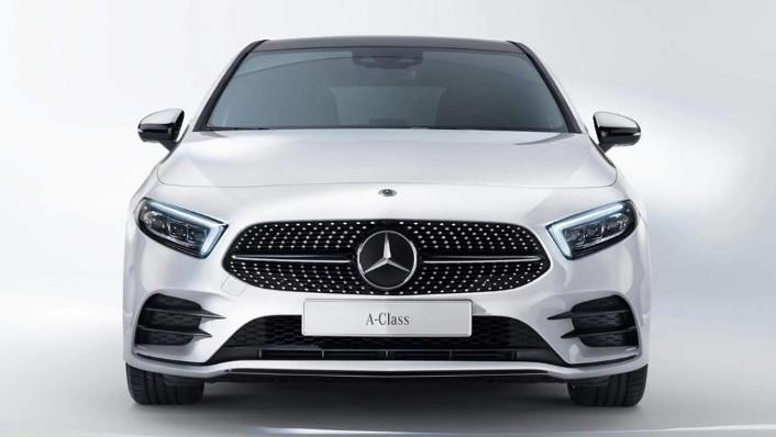 Mercedes-Benz A-Class (2019) Exterior 002