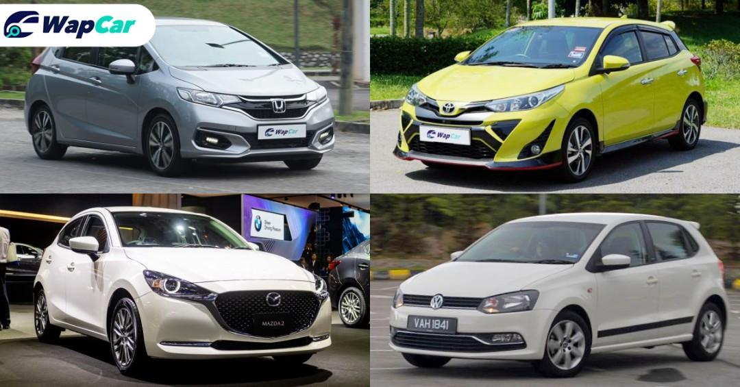 Which B-segment hatchback has the best power-to-weight ratio? 01