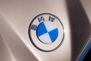 This is the new, transparent BMW logo
