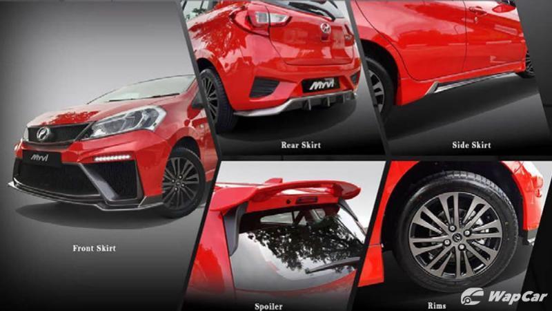 Perodua Myvi GR sebenar? Ini imej render Toyota Passo dengan gaya Gazoo Racing! 02