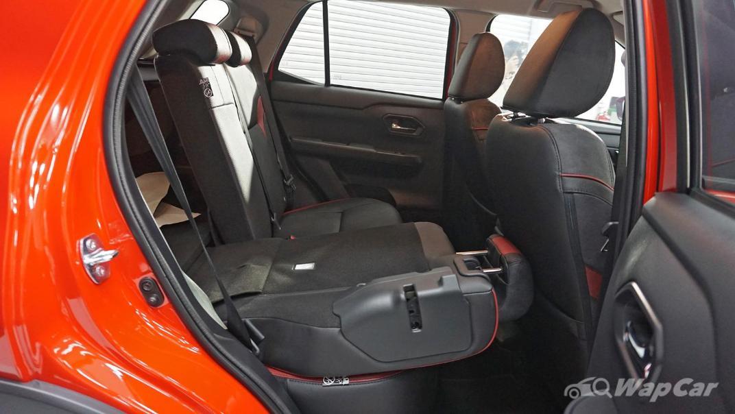 2021 Perodua Ativa 1.0L Turbo AV Interior 042