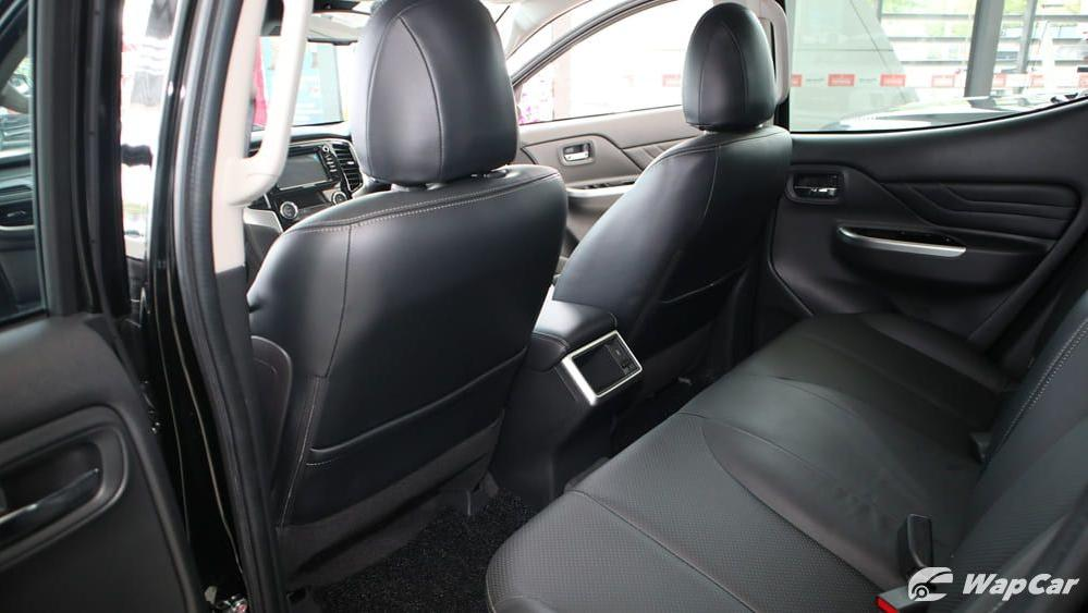 2019 Mitsubishi Triton VGT Adventure X Interior 034