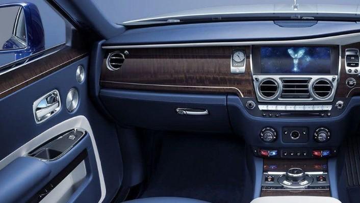 2010 Rolls-Royce Ghost Ghost Interior 004