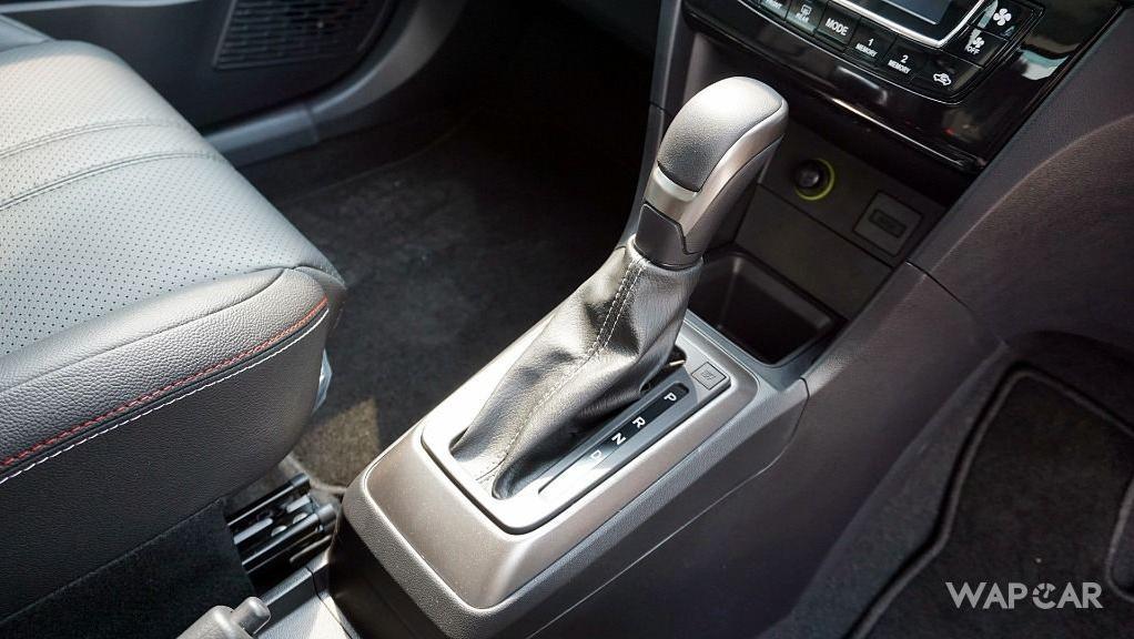 Perodua Myvi (2018) Interior 011