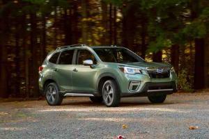 Subaru Forester SK 2019 Review