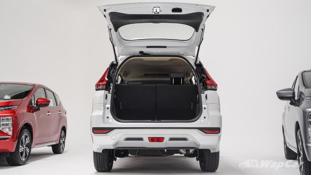 2020 Mitsubishi Xpander 1.5 L Interior 069
