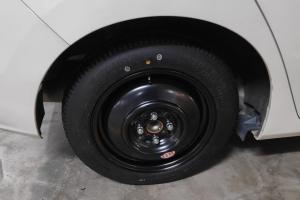 Here's why having a spare wheel won't do you much good