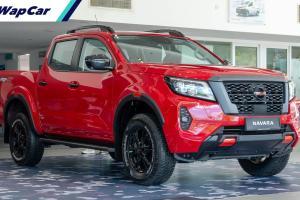 Nissan Navara NP300 (D23) 2021 facelift – Ada apa yang baru?