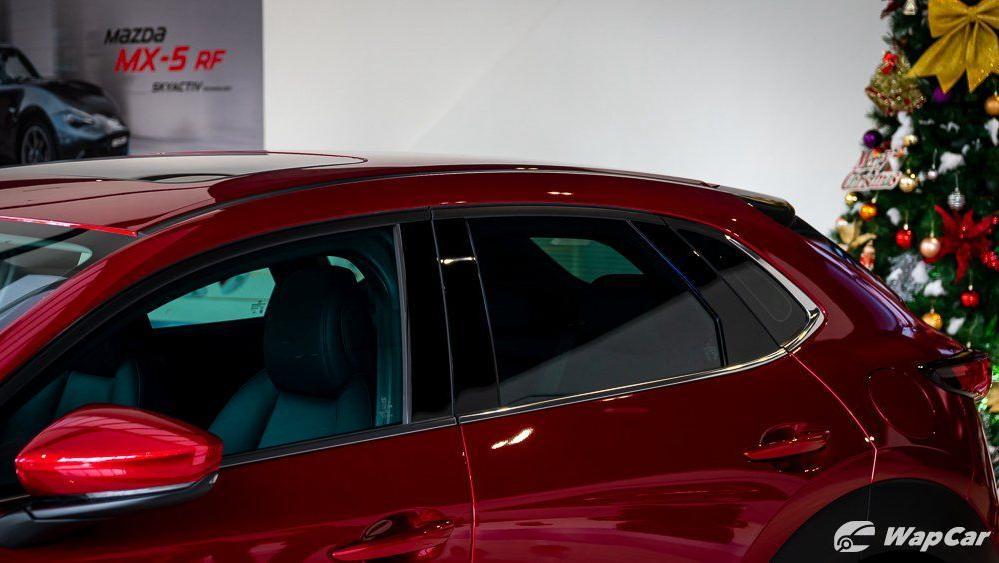 2020 Mazda CX-30 SKYACTIV-G 2.0 Exterior 040