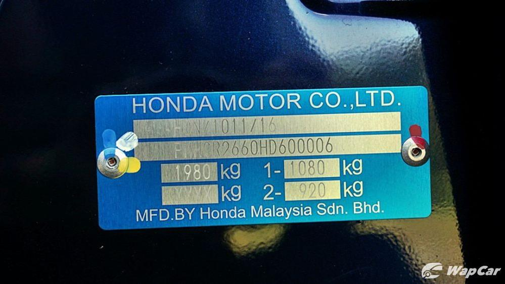 2018 Honda Accord 2.4 VTi-L Advance Interior 045