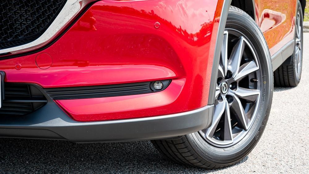2019 Mazda CX-5 2.5L TURBO Exterior 035