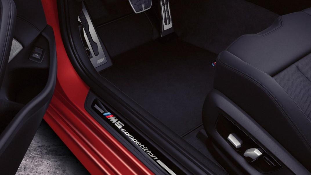 2020 BMW M5 Interior 012
