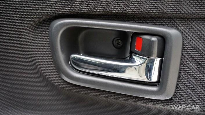 2018 Perodua Alza 1.5 AV AT Interior 010
