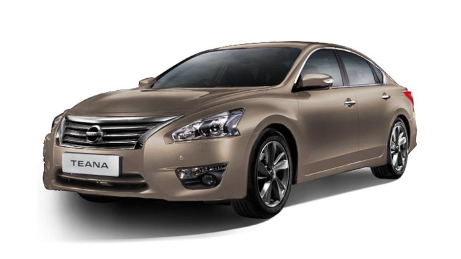 Nissan Teana (2018) Others 002