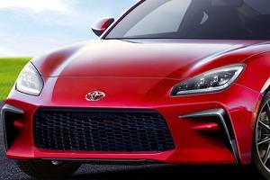 Lakaran: Toyota GR86 2021 – bampar depan lagi garang dari Subaru BRZ!