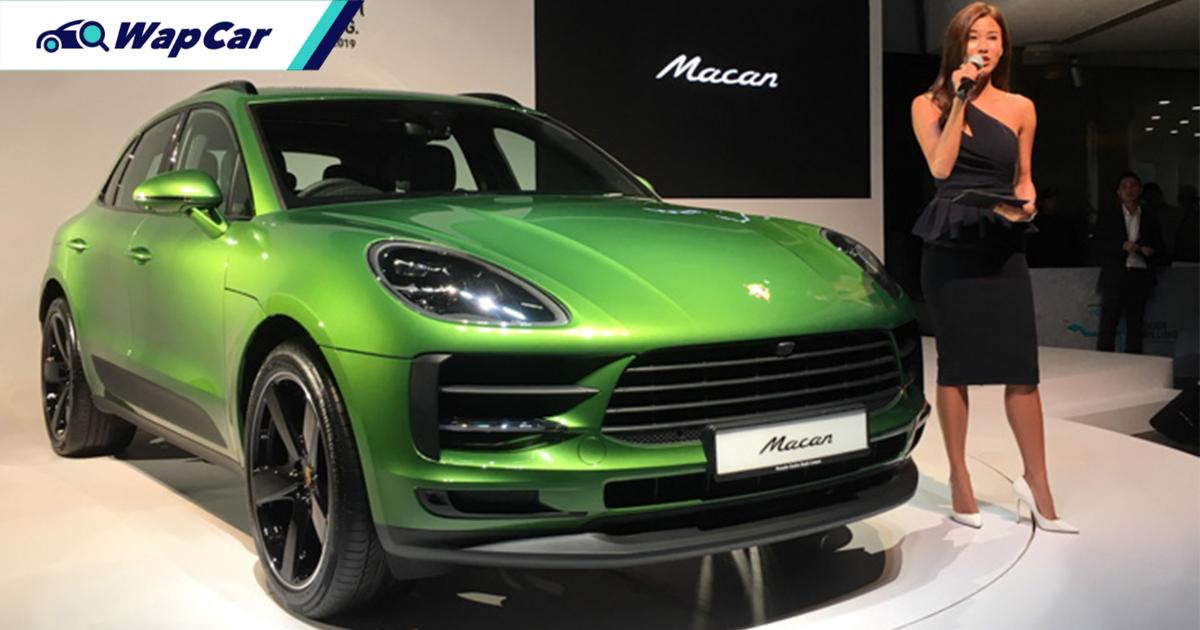 Will Malaysia be launching a CKD Porsche Macan? 01