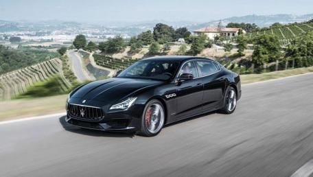 2018 Maserati Quattroporte GTS Price, Specs, Reviews, Gallery In Malaysia | WapCar