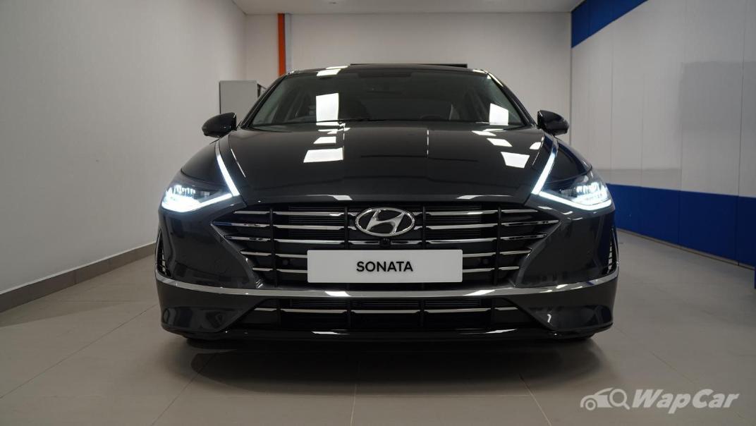 2020 Hyundai Sonata 2.5 Premium Exterior 050