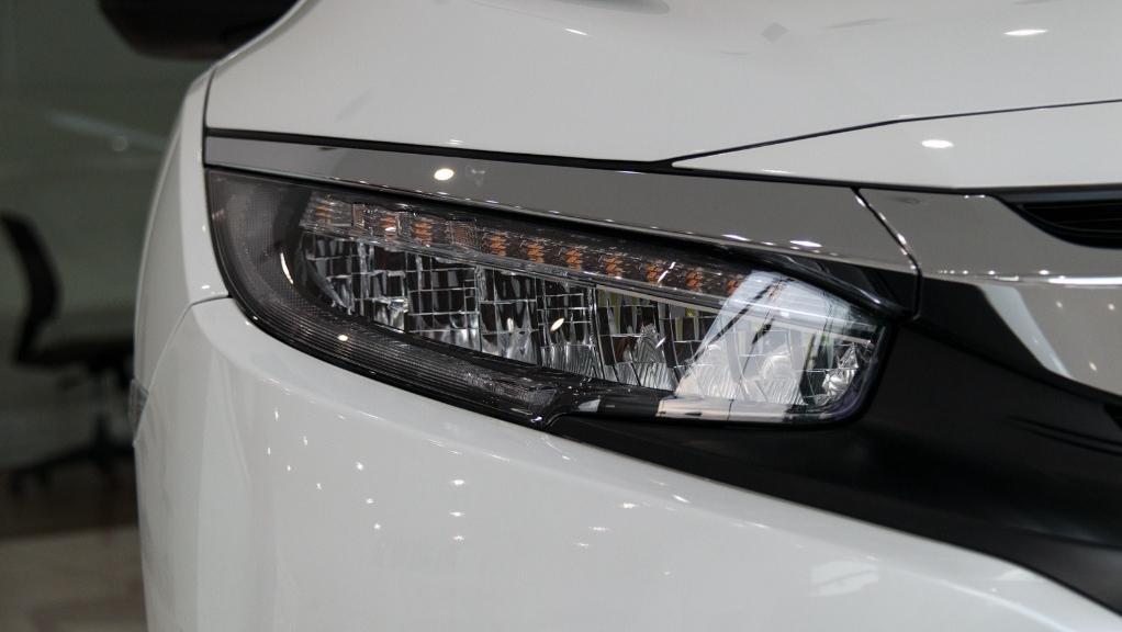 2018 Honda Civic 1.5TC Premium Exterior 020