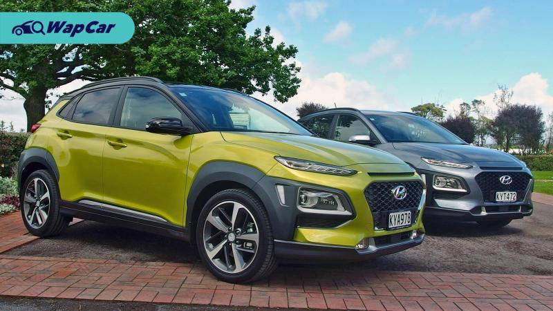 Hyundai Kona: SUV segmen B dari Korea bakal dilancarkan di Malaysia pada suku keempat 2020! 01