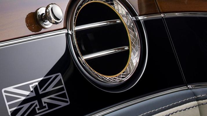 Bentley Flying Spur (2020) Interior 007