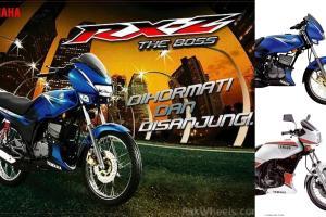 Yamaha RX-Z, 'tua' namun tetap jadi buruan! Apa rahsianya?