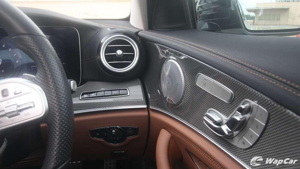 2019 Mercedes-Benz E-Class E 350 AMG Line Interior 006