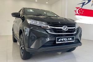 Perodua Aruz dilancarkan di Singapura - varian 1.5 X sahaja pada harga RM 286k!
