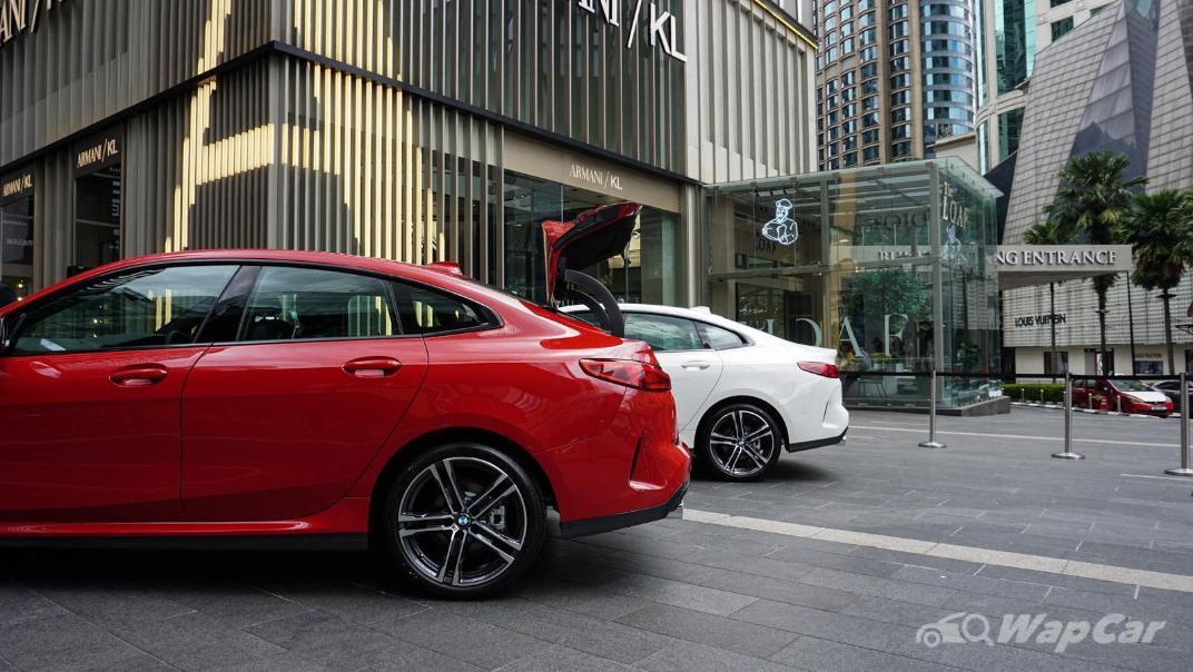 2020 BMW 2 Series 218i Gran Coupe Exterior 064