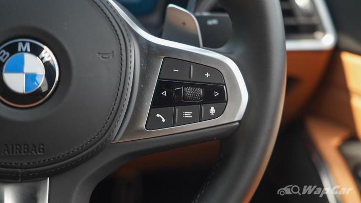 2020 BMW M3 M340i xDrive Interior 006