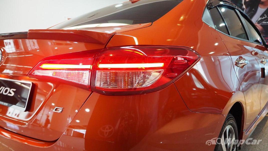2021 Toyota Vios 1.5G Exterior 012