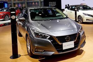 2021年2月,Nissan Almera终于在泰国超越了Toyota Vios!