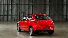 2020 Mazda 2 Hatchback Exterior 002