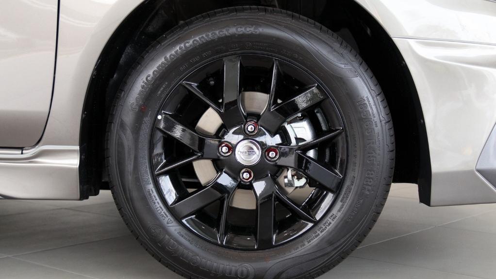 2018 Nissan Almera 1.5L VL AT Exterior 027