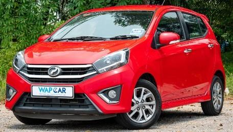 2019 Perodua Axia AV 1.0 AT Price, Reviews,Specs,Gallery In Malaysia   Wapcar