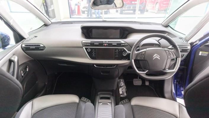 2019 Citroën Grand C4 SpaceTourer Interior 002