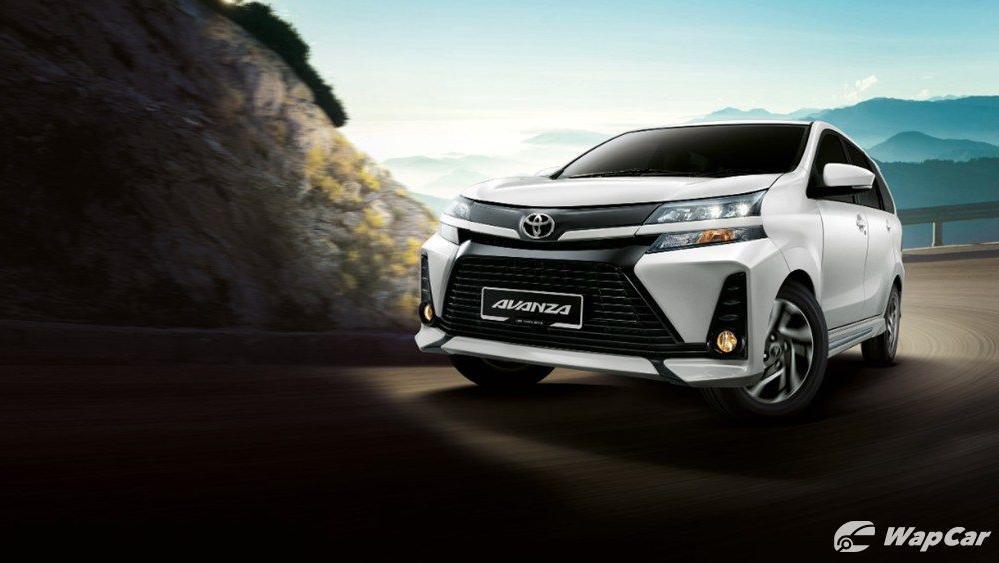 2019 Toyota Avanza 1.5S Exterior 012