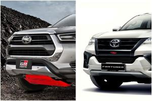 Filipinos getting Toyota Hilux GR and Fortuner GR in 2021, Malaysia when?