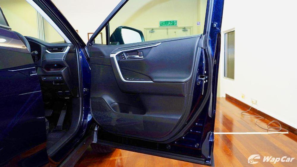 2020 Toyota RAV4 2.5L Interior 083
